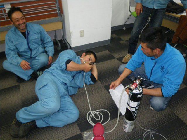 IMGP3213 1200 640x480 - DAN酸素供給法認定講習
