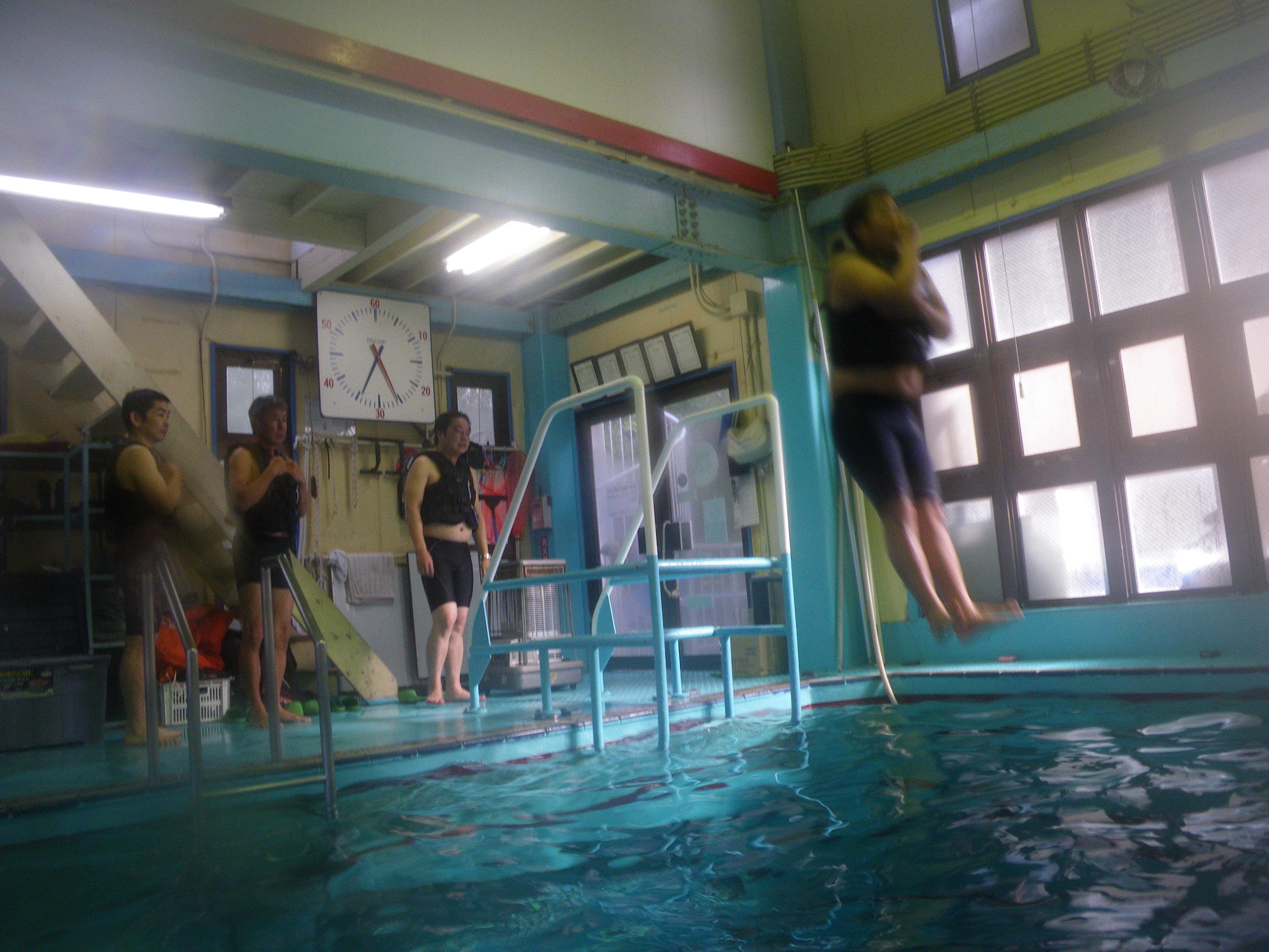 rescue pool - 海技免許講習